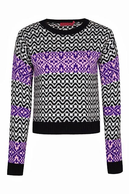 patterned crop jumper