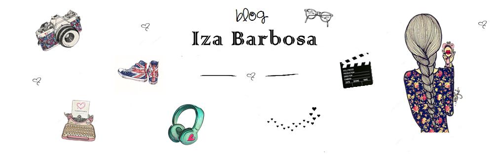 Blog Iza Barbosa