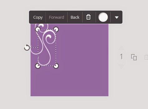 paso a seguir para crear una pagina web con fondo hecho en canva
