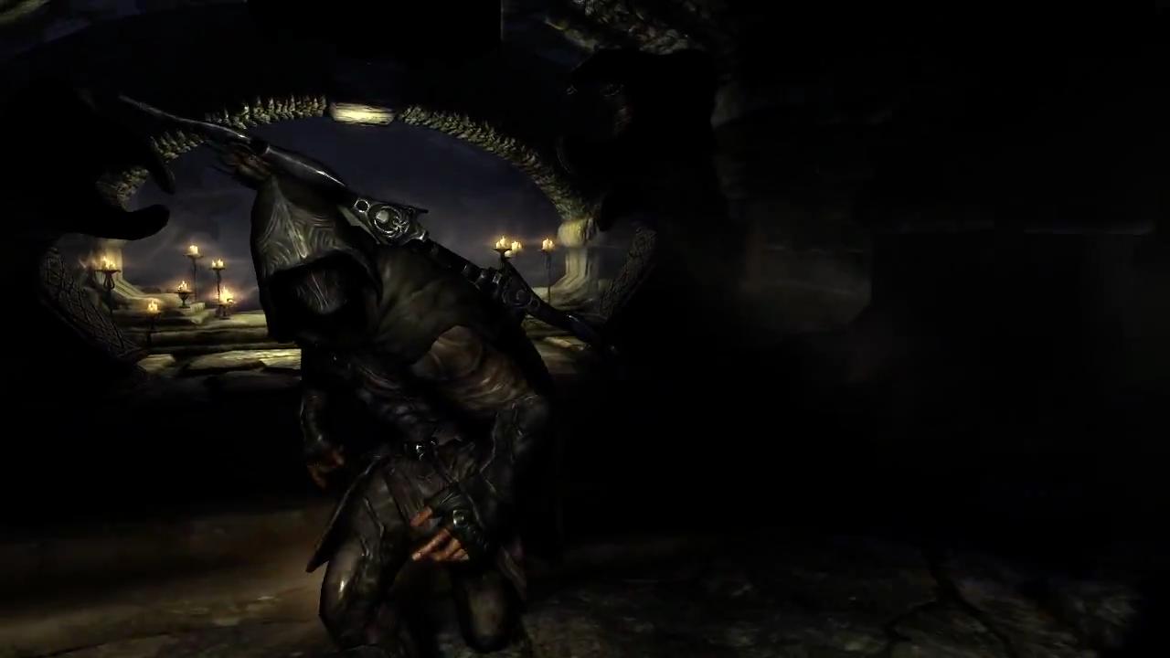 thieves guild skyrim wallpaper dragon sahir ludhianvi