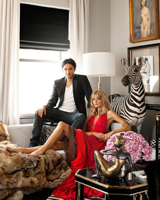 Decor - Interior Designer Ryan Korban seen in Harper&#39;s Bazaar