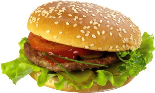 Memakan daging burger boleh menyebabkan kanser