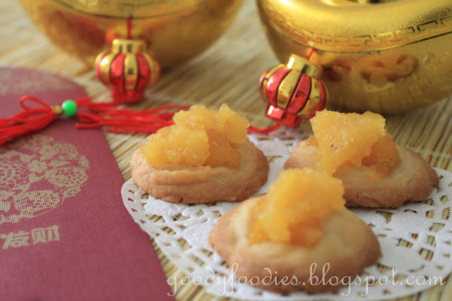 Pineapple tarts are my all-time favorite Chinese New Year cookie ...