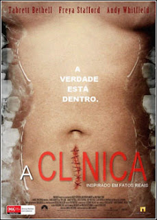 Download - A Clínica DVDRip - AVI - Dublado
