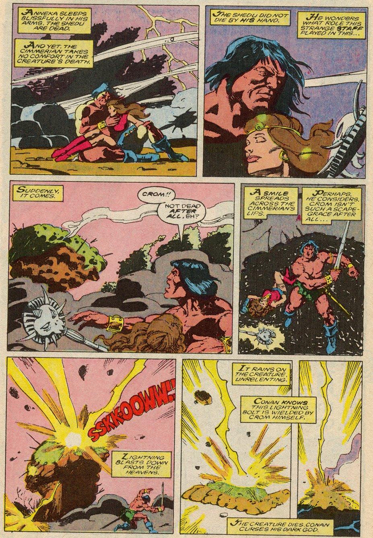 Conan the Barbarian (1970) Issue #194 #206 - English 21