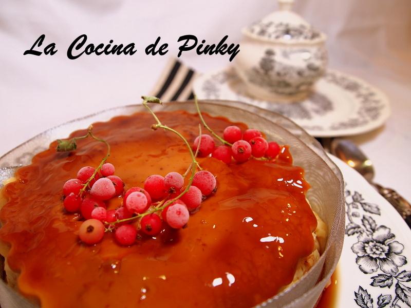 FLAN DE CLARAS Y VAINILLA  Flan+de+claras+y+vainilla+1