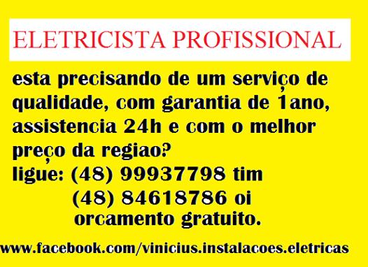 Vinicius Eletricista