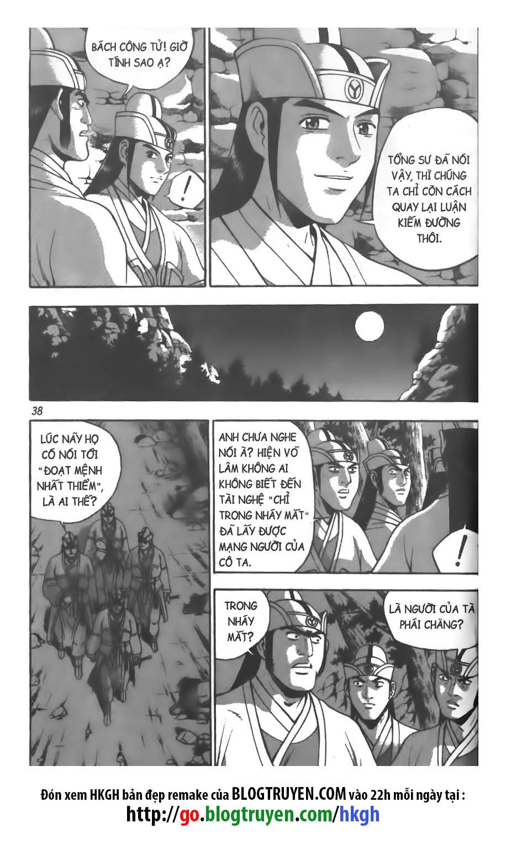 Hiệp Khách Giang Hồ chap 272 page 13 - IZTruyenTranh.com