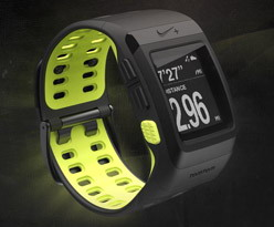 Nike+ SportWatch GPS powered by TomTom unveiled