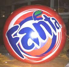 Balon Fanta