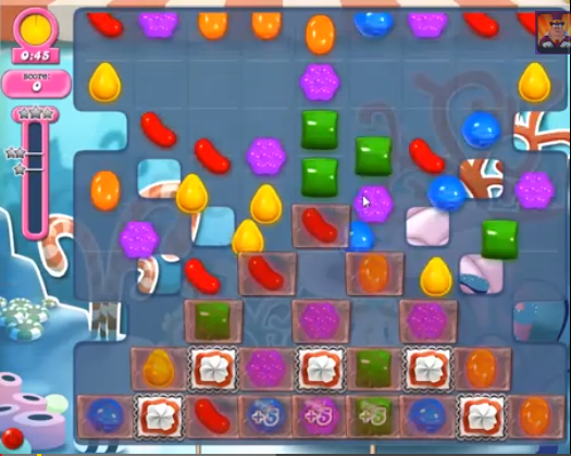 Level 313 | Candy Crush tips level 313