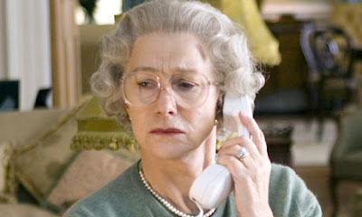 Helen Mirren mint II.Erzsébet