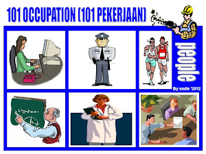 101 OCCUPATION (101 PEKERJAAN)
