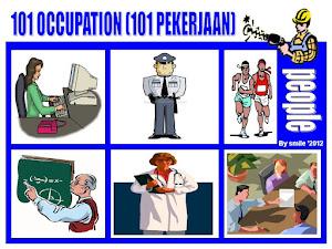 101 OCCUPATION (101 PEKERJAAN)
