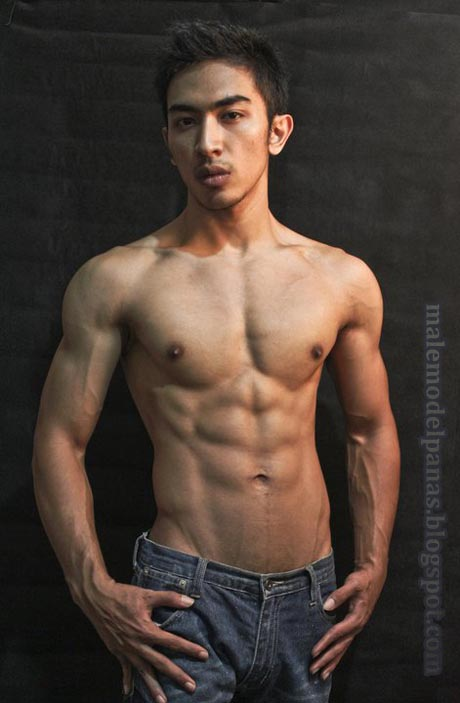 model pria