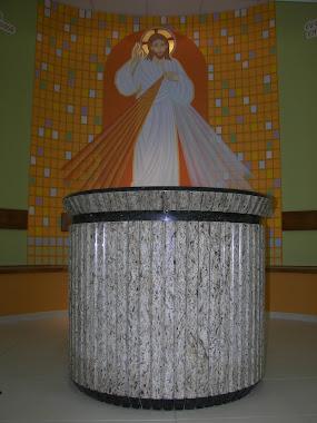 Jesus Misericordioso Comunidade São domingos Sávio Massaranduba SC.