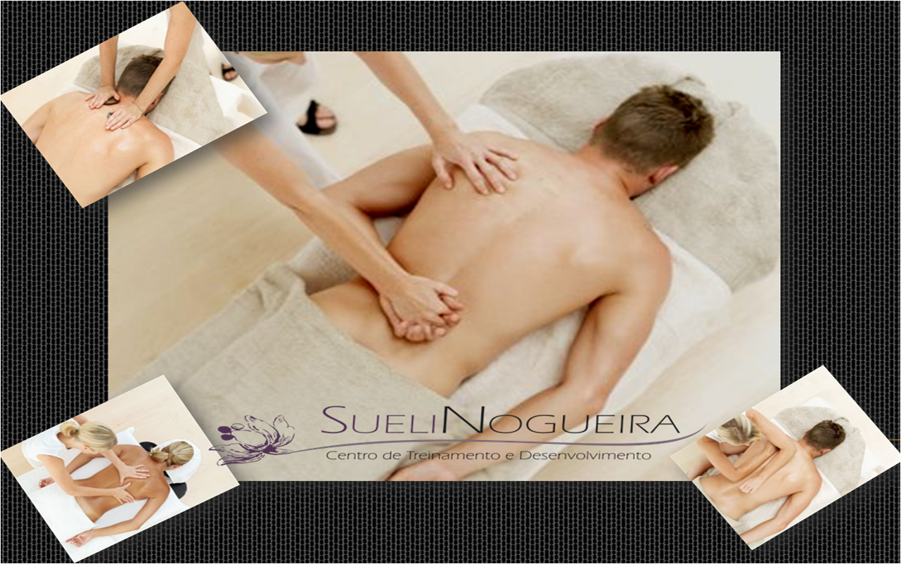 Curso de massagens