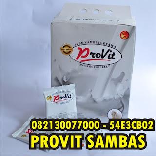Susu Provit Sambas