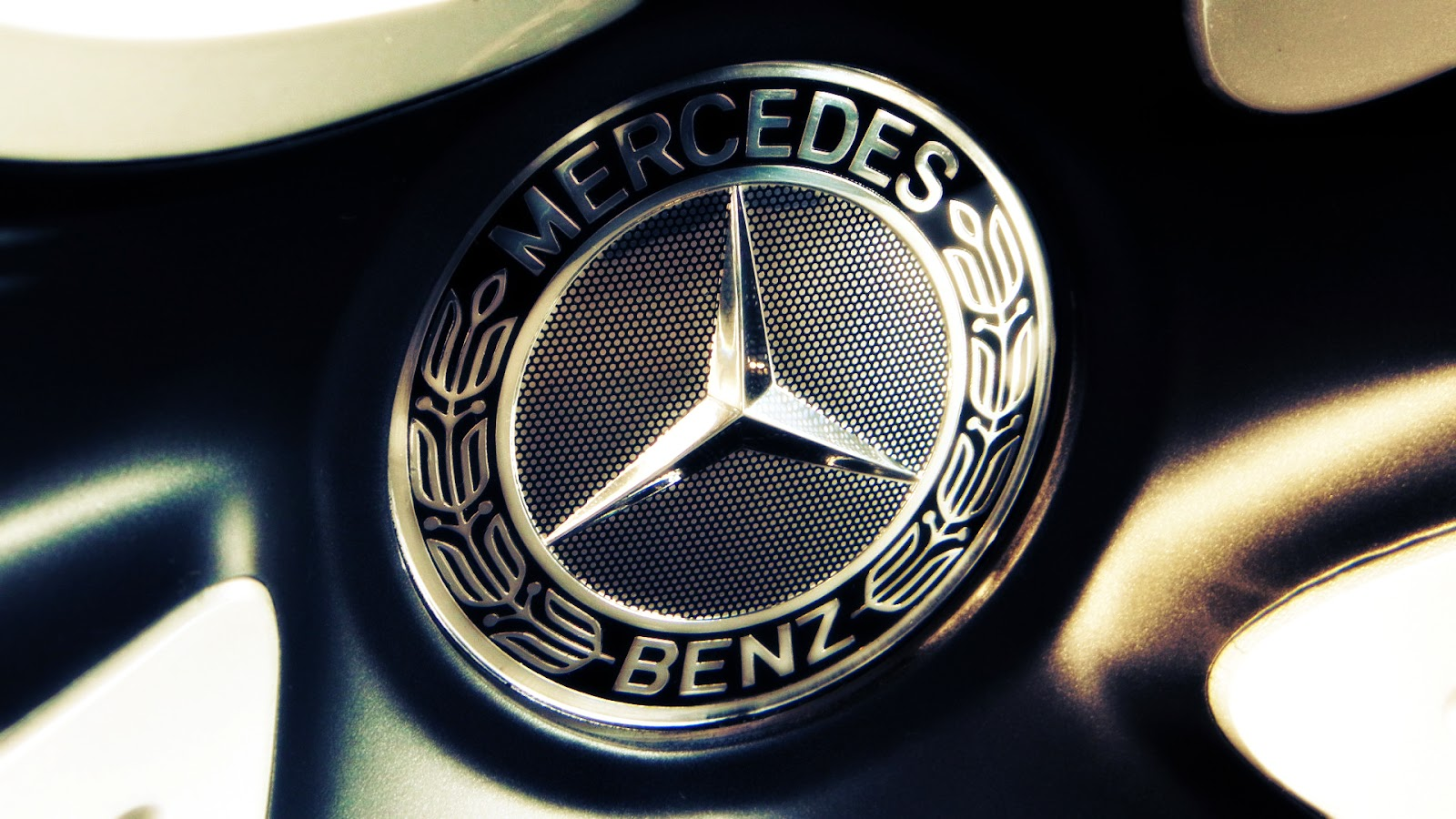 Group Of Mercedes Benz Car Logo