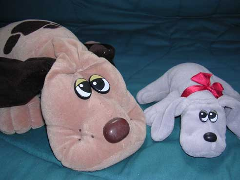 Pound Puppies on Pound Puppies