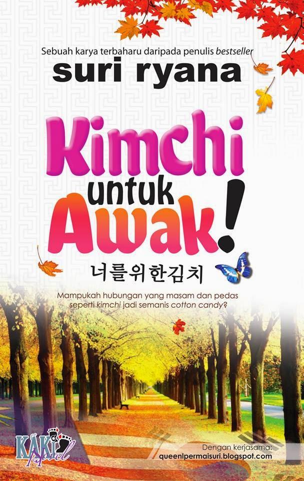 Karya Keempat Suri Di Pasaran :) Terbitan May 2015