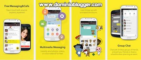 Mensajes y llamadas gratis con KakaoTalk en Android
