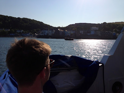 Cornwall, sea, boat, boating, princess, cawsand, england, english summer, summer, sunshine