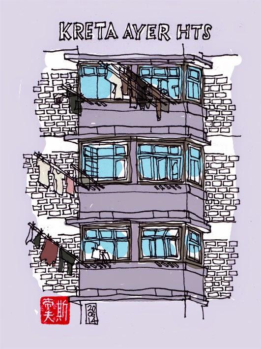 Kreta Ayer Heights sketch