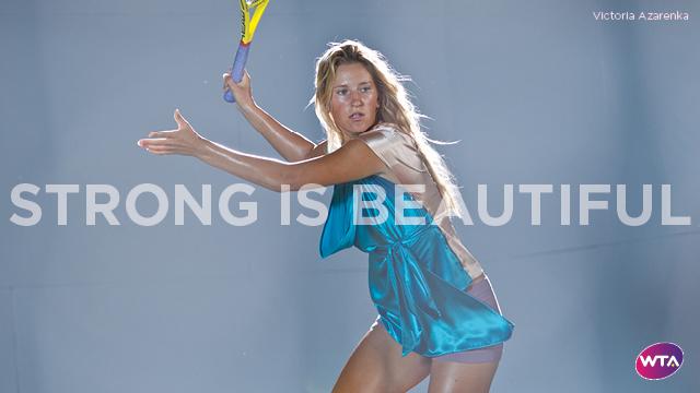 Circuito Wta : Wta angels: wta strong is beautiful