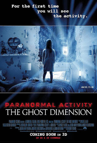 Paranormal Activity: The Ghost Dimension (Web-DL 720p Dual Latino / Ingles) (2015)