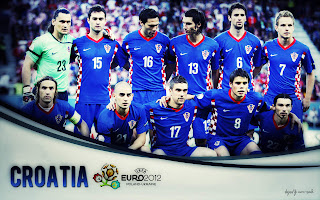 euro 2012 croatia Team