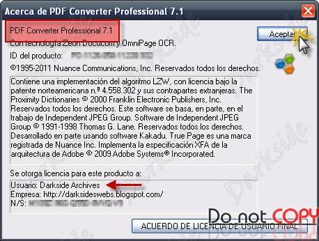 Scansoft Pdf Converter 4