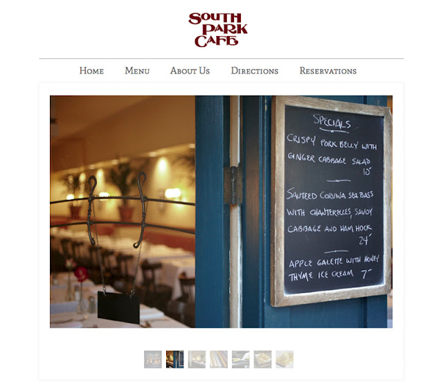 South Park Cafe by Julia Spiess