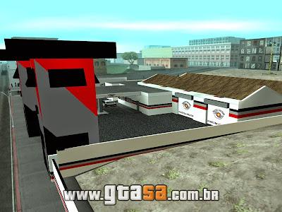 Batalhão da Força Tática e ROCAM de SP para GTA San Andreas