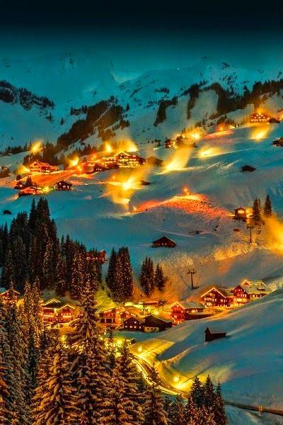 Damuls, Austria
