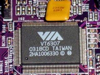 VT6307 DRIVER DOWNLOAD