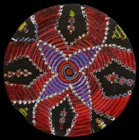 Mándala multicolor II