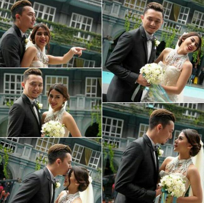 Film The Wedding & Bebek Betutu