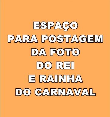 REI E RAINHA DO CARNAVAL