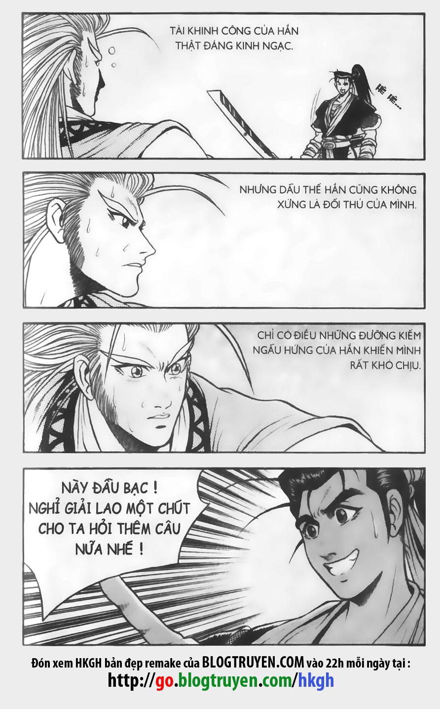 Hiệp Khách Giang Hồ chap 33 page 3 - IZTruyenTranh.com