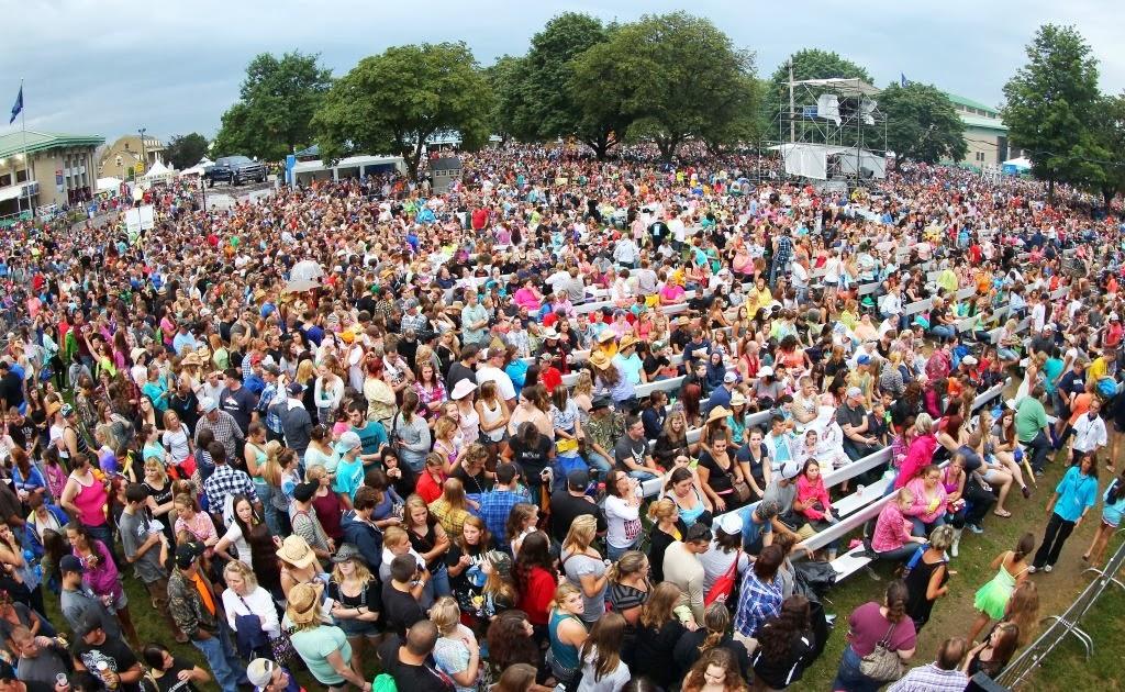 ... of the NYS Fair on 8/30/14. (Photos by Michael J. Okoniewsk-NYS Fair
