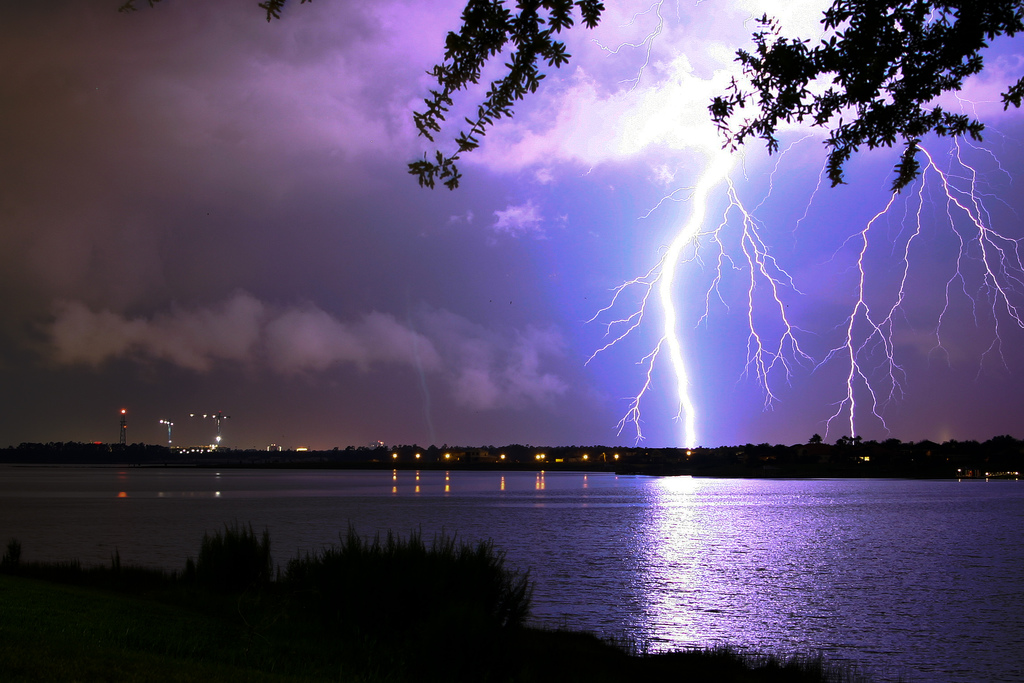 Florida Thunderstorm Tips