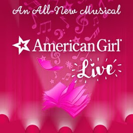 WIN 4 Tickets (Up to $188 Value) opening night of the WORLD PREMIERE OF AMERICAN GIRL LIVE 12/21