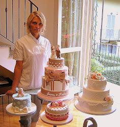 Scuola Di Cake Design A Roma : Le torte creative di Claudia Prati: A scuola di cake ...