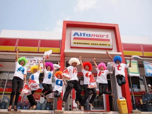 Alfamart Semarang – PT Sumber Alfaria Trijaya