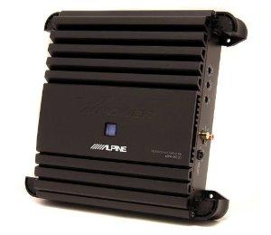 Alpine 5watt monoblock amp