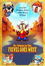 An American Tail 2 Fievel Goes West 1991