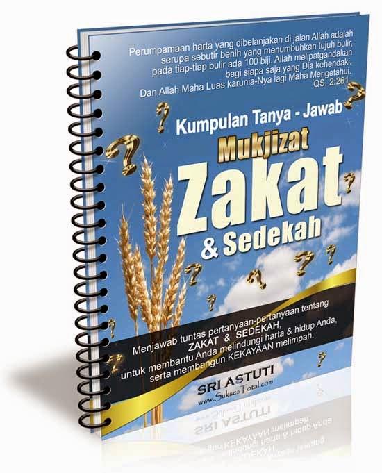 EBOOK BARU persembahan kami KUMPULAN TANYA-JAWAB,  tentang ZAKAT & SEDEKAH