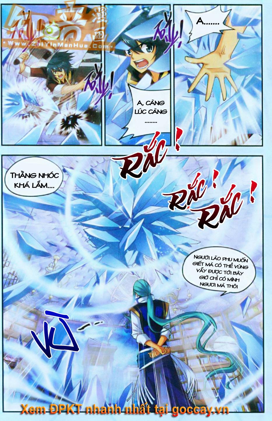 Đấu Phá Thương Khung chap 39 page 9 - IZTruyenTranh.com