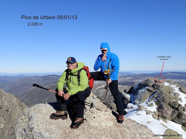 Pico de Urbion